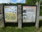 Information Boards installed at Trethevy