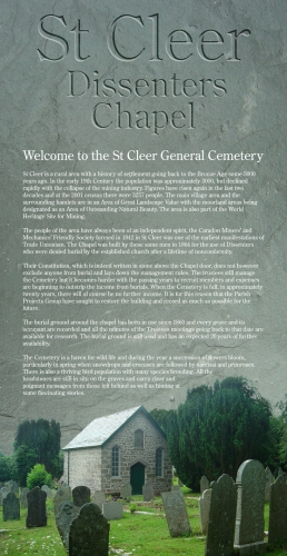 St Cleer Cemetery & Chapel Project